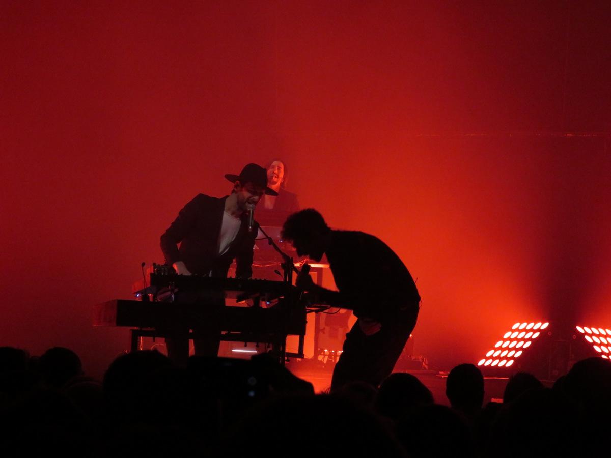 AaRon - Concert - We cut the night - Ancienne Belgique Bruxelles (24)