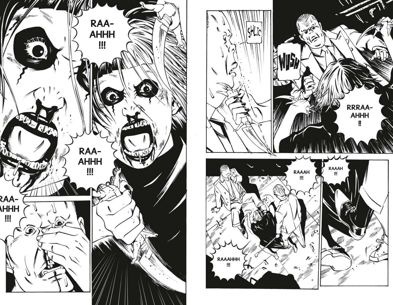 Atsushi Kaneko - Deathco - Casterman - Folie