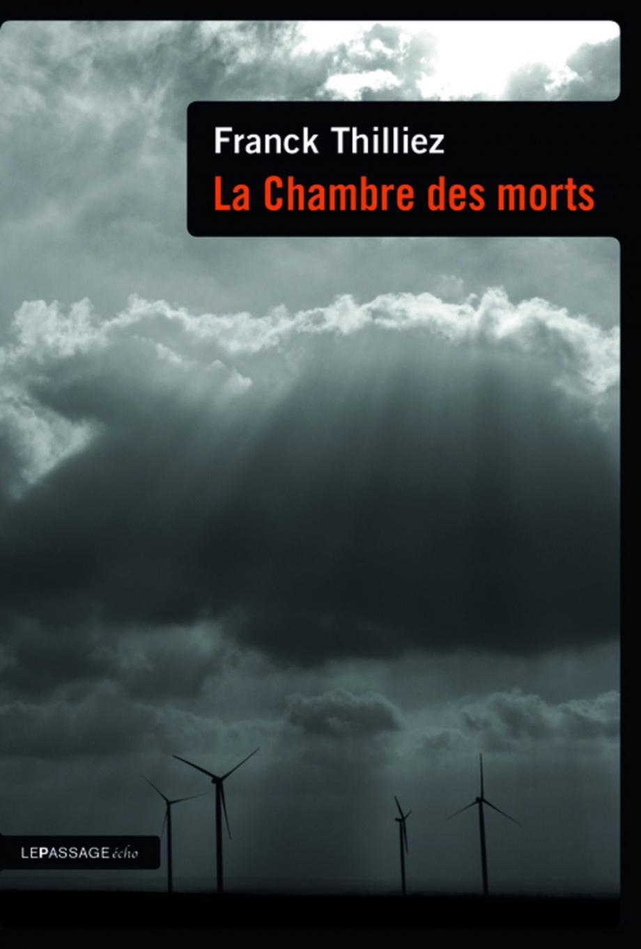 Franck Thilliez - La chambre des morts - couverture