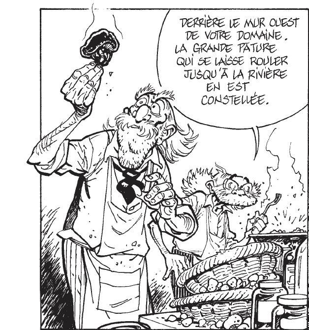 Frank Pe - Spirou - Champignac