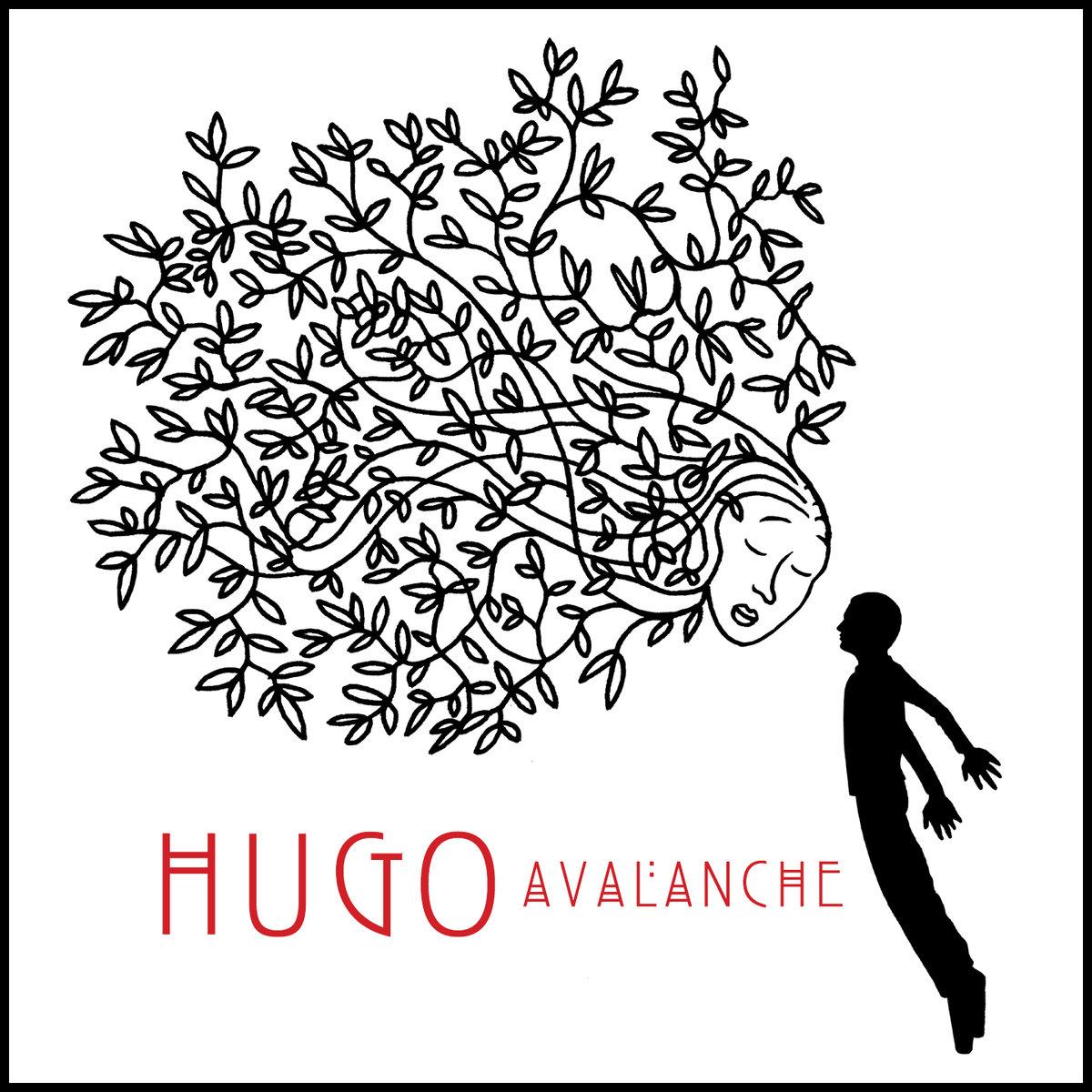Hugo - Avalanche - Antoine Guilloppé - cover