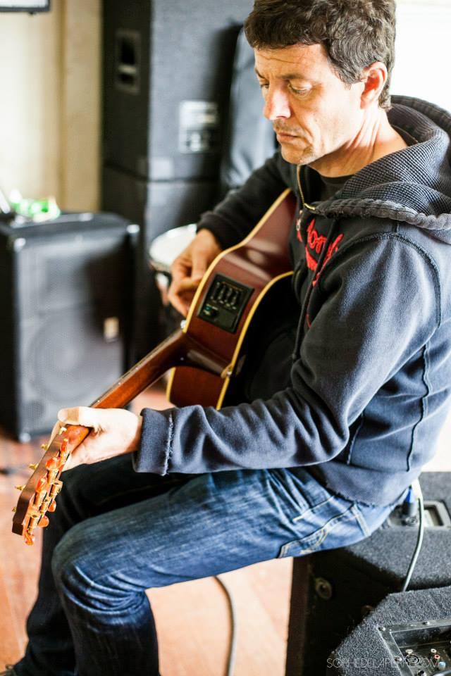 Hugo - Avalanche - session d'enregistrement