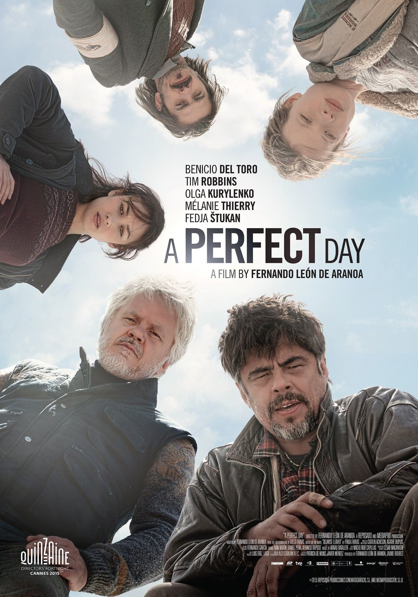 A perfect day - affiche