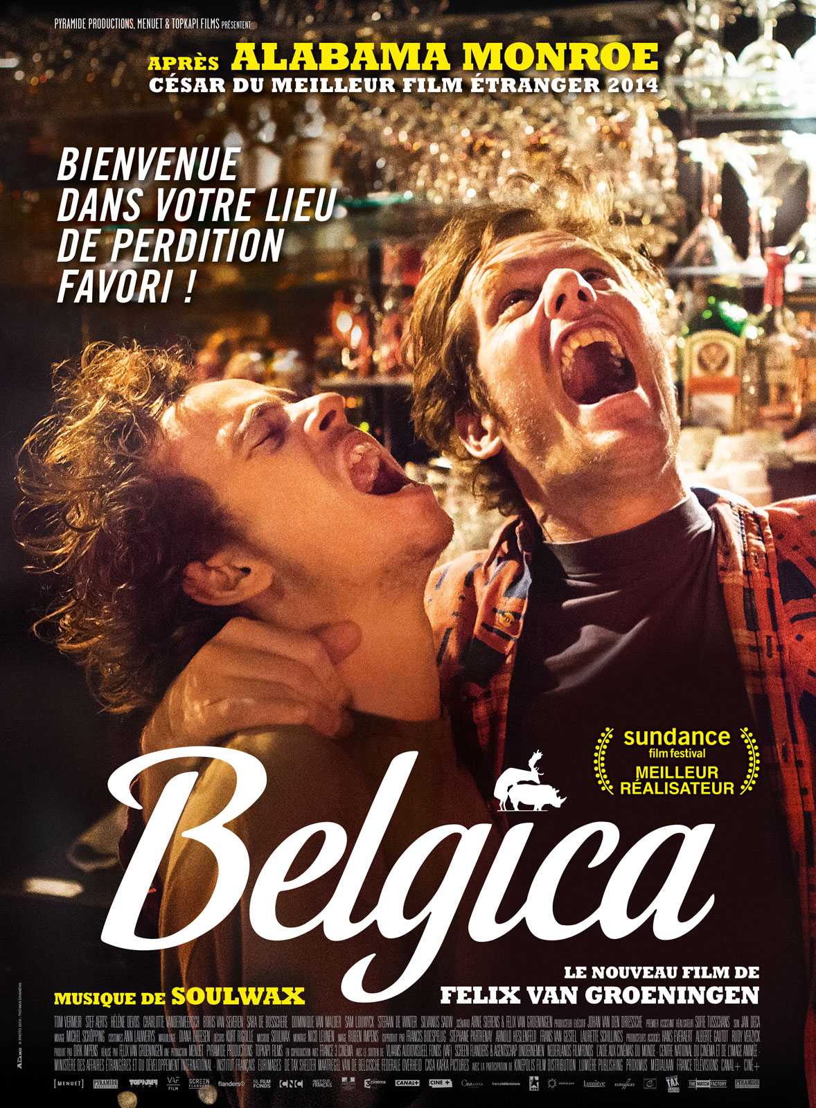 Belgica - affiche