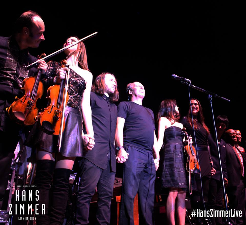 Hans Zimmer - Live on Tour (1)