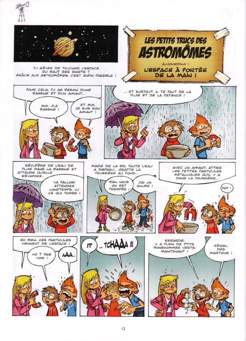 Les Astromomes - T1 - L'annee bulleuse - Derache - Ghorbani - Gao - Planche 12