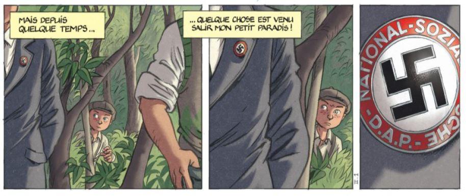 Les enfants de la résistance - t.2 - Dugomier - Ers - Arrivee Nazis
