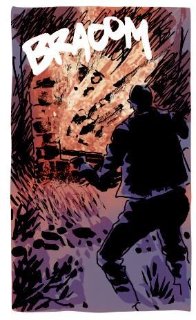 L'Original - Emmanuel Moynot - Casterman - Explosion