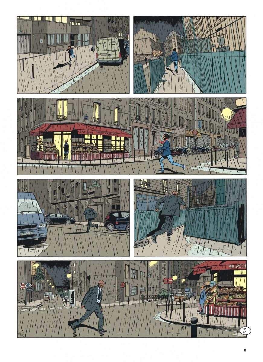 Jerome K Jerome Bloche - Tome 25 - Aina - P.5