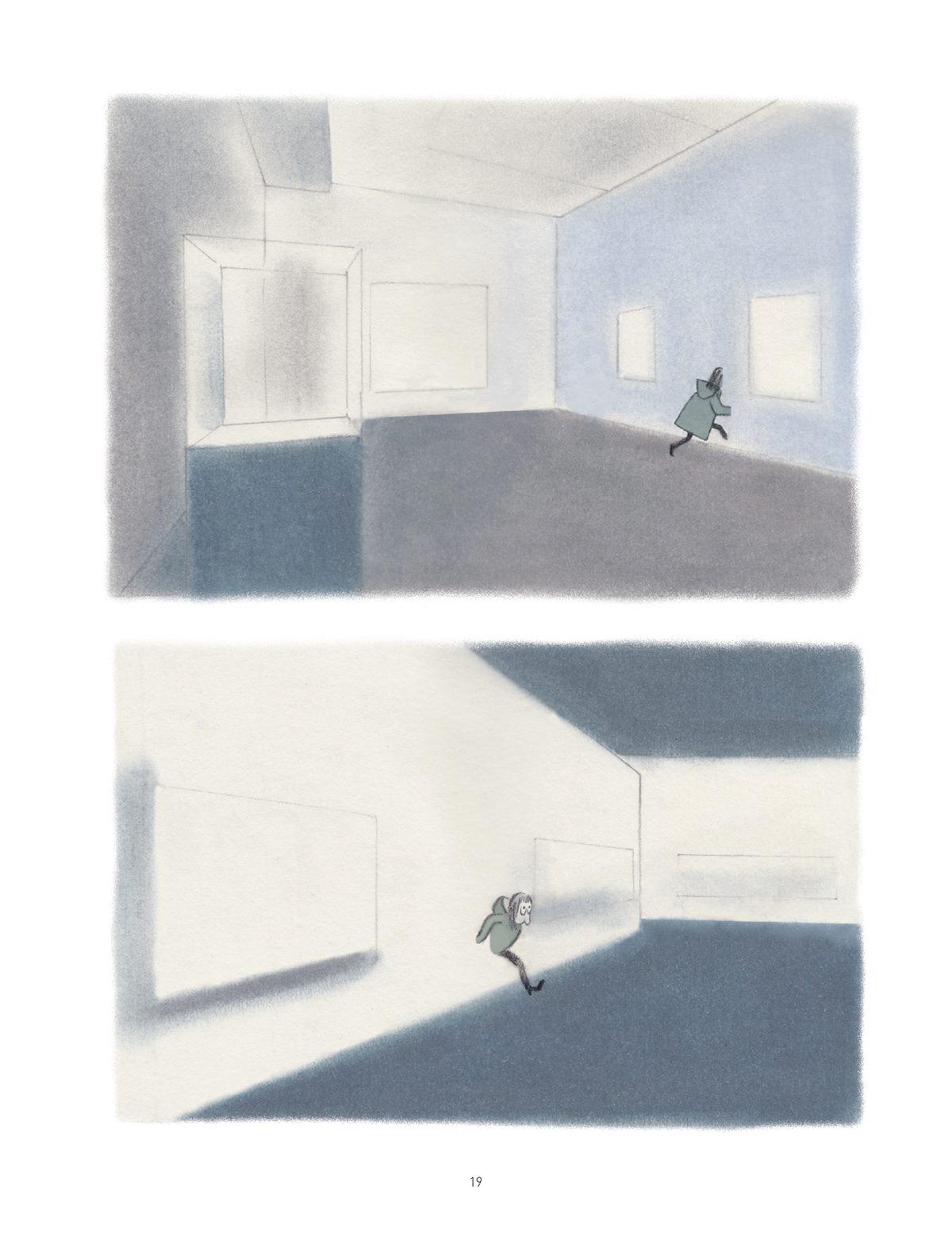 La legerete - Catherine Meurisse - Disparaitre