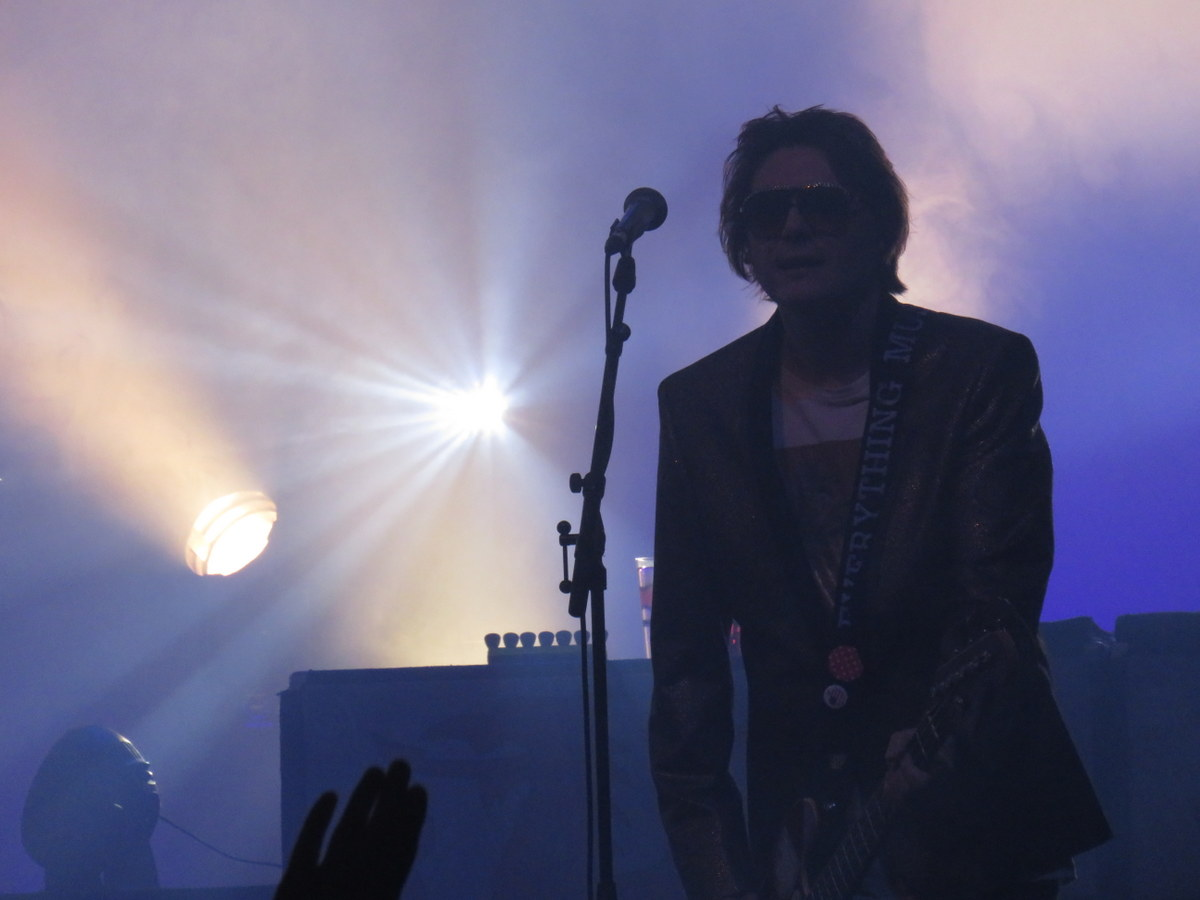 Manic Street Preachers - Everything Must Go Tour - 20th anniversary - Ancienne Belgique (6)