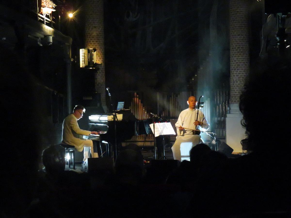 Walter Hus - Guo Gan - Concert Nuits Botanique (12)