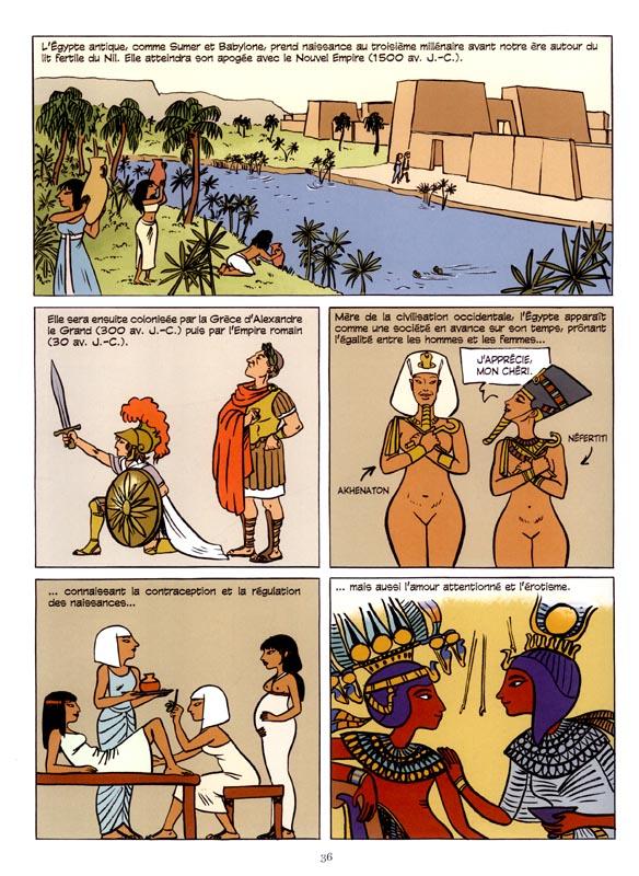Brenot - Coryn - Sex Story - egypte