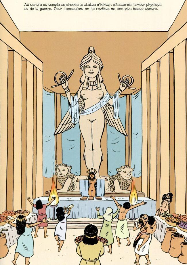 Brenot - Coryn - Sex Story - Ishtar