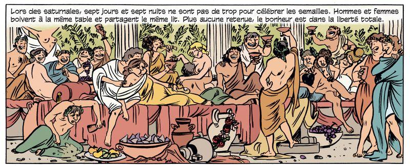 Brenot - Coryn - Sex Story - saturnales