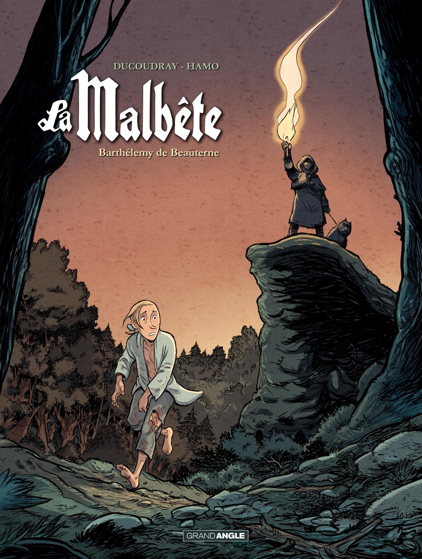 La Malbete - T.2 - Ducoudray - Hamo - Couverture