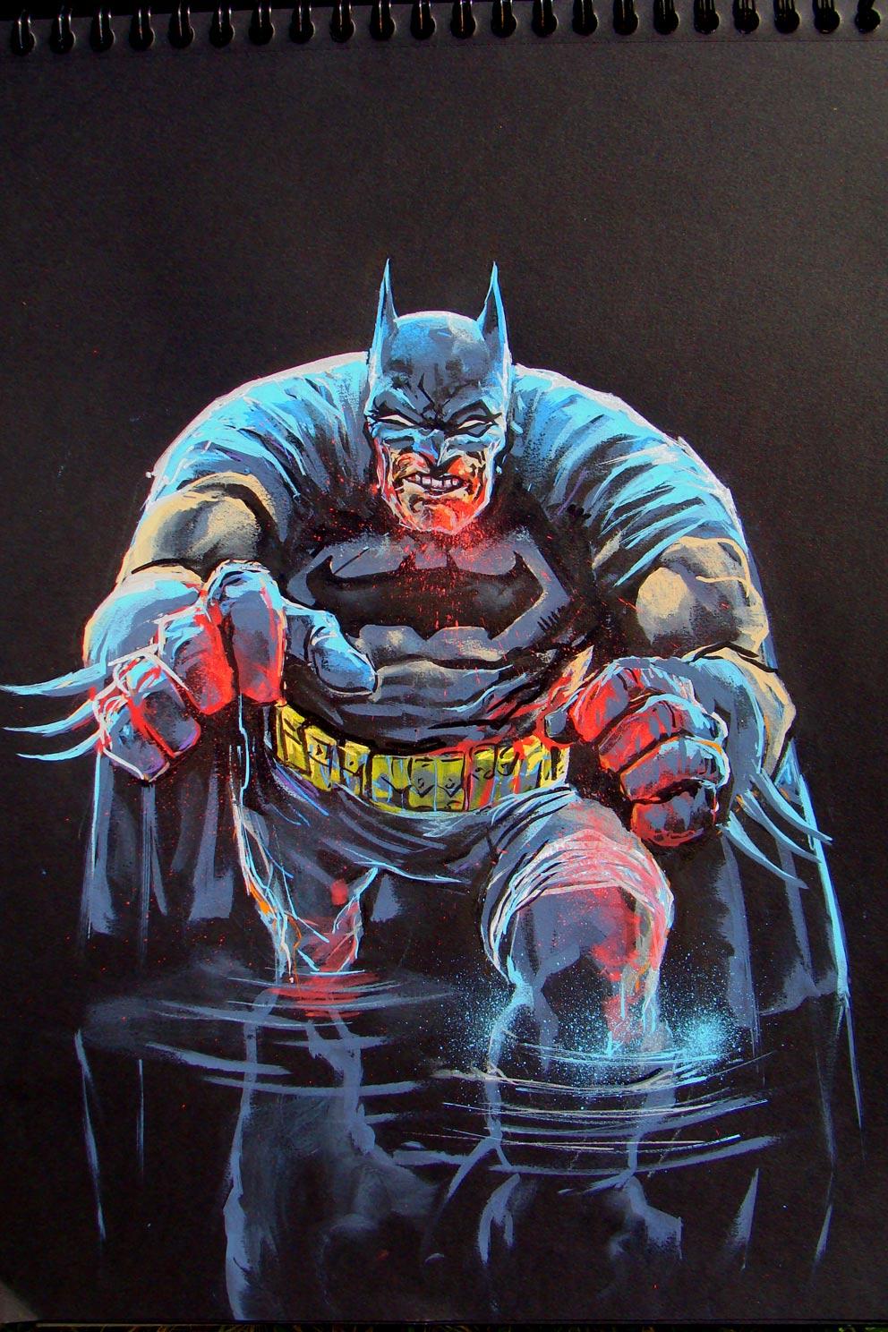 Laurent Lefeuvre - Batman