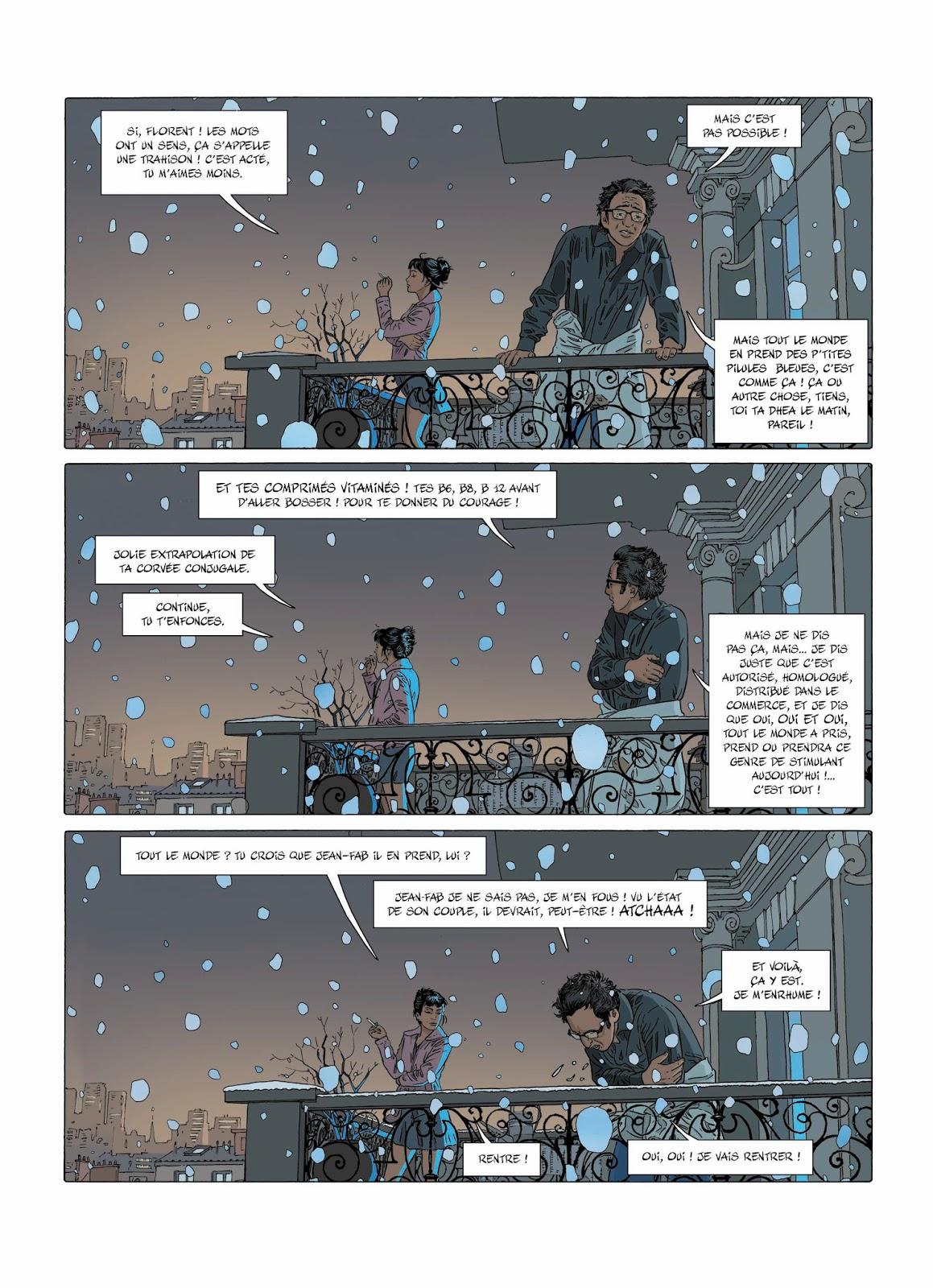 L'érection - Livre 1 - Jim - Chabane - planche 34