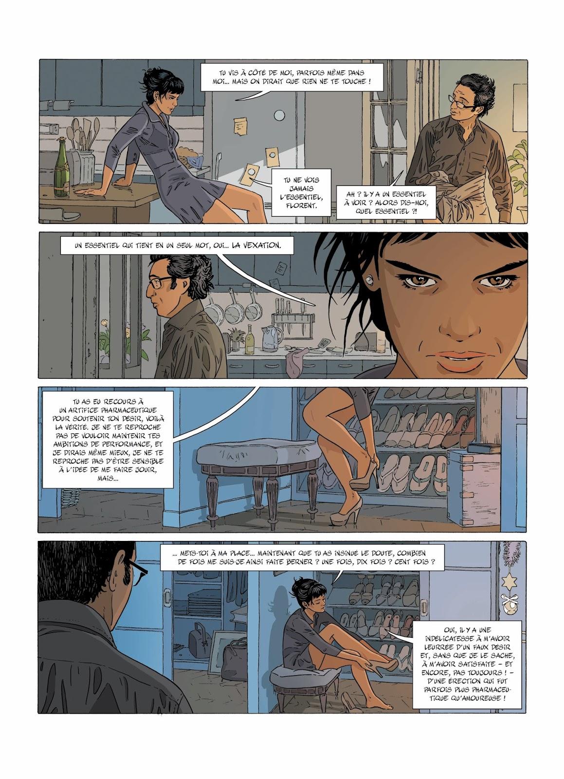 L'érection - Livre 1 - Jim - Chabane - planche 43