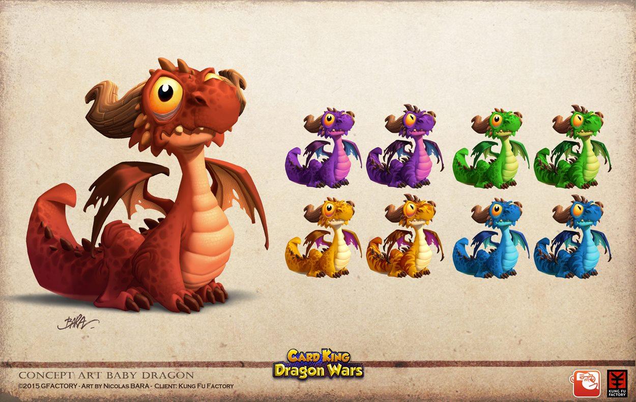 Nicolas Bara - Le concile des arbres - Dragon Wars