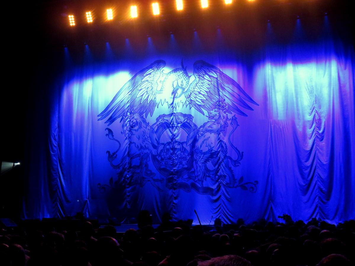 Queen + Adam Lambert @palais12 (1)