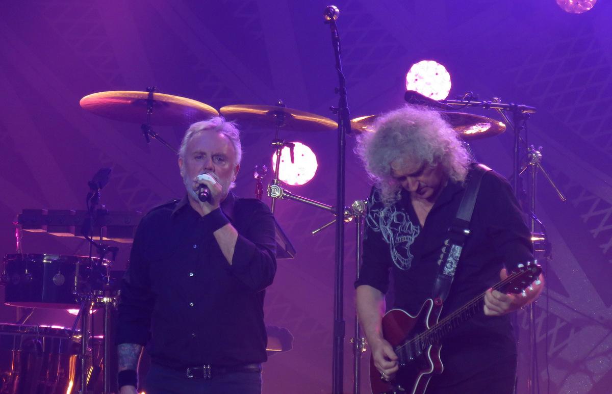 Queen + Adam Lambert @palais12 (114)