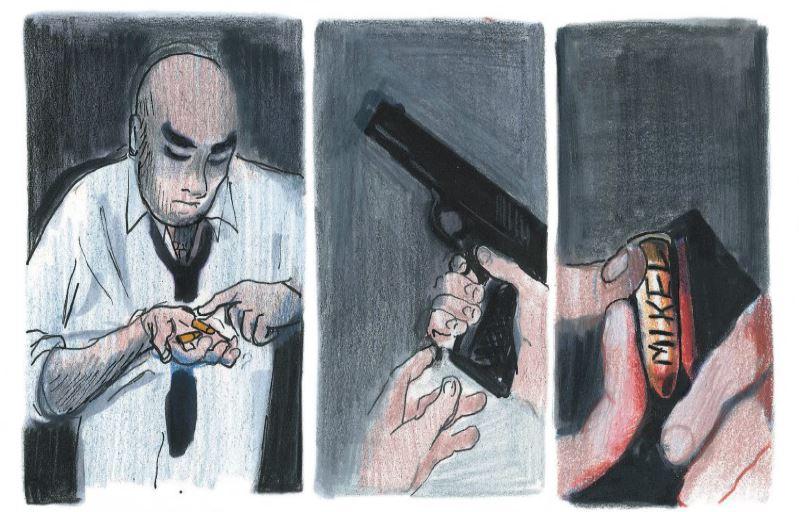 Salto - Vanistendael - Bellido - Pistolet