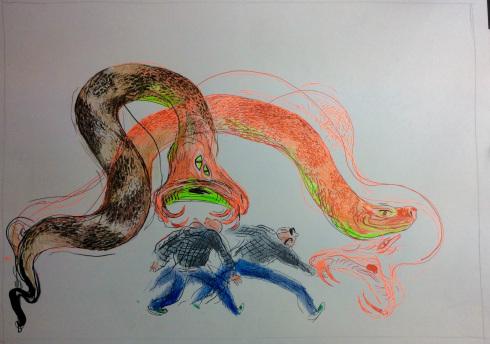 Salto - Vanistendael - Bellido - Serpent ETA