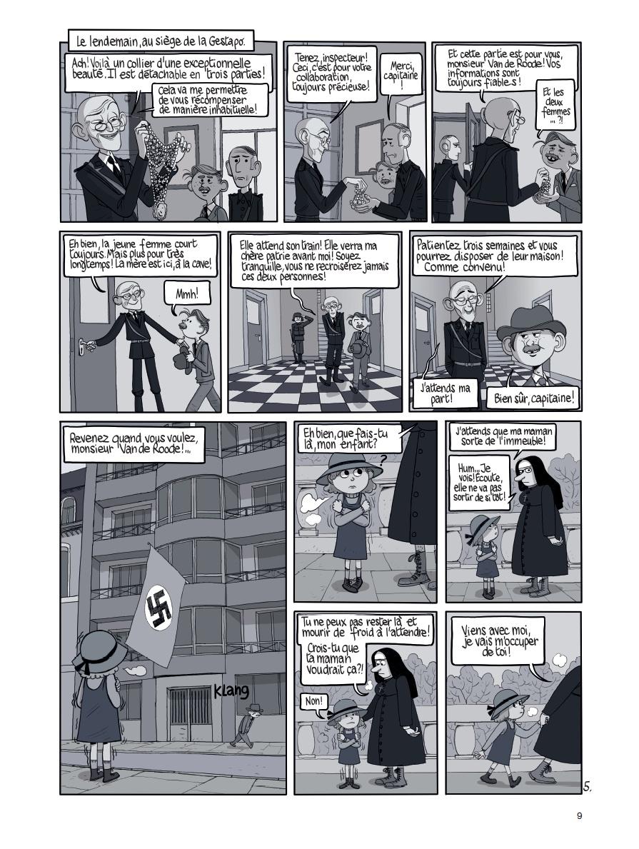 Spirou - Fantasio se marie - Benoit Feroumont - Planche 5