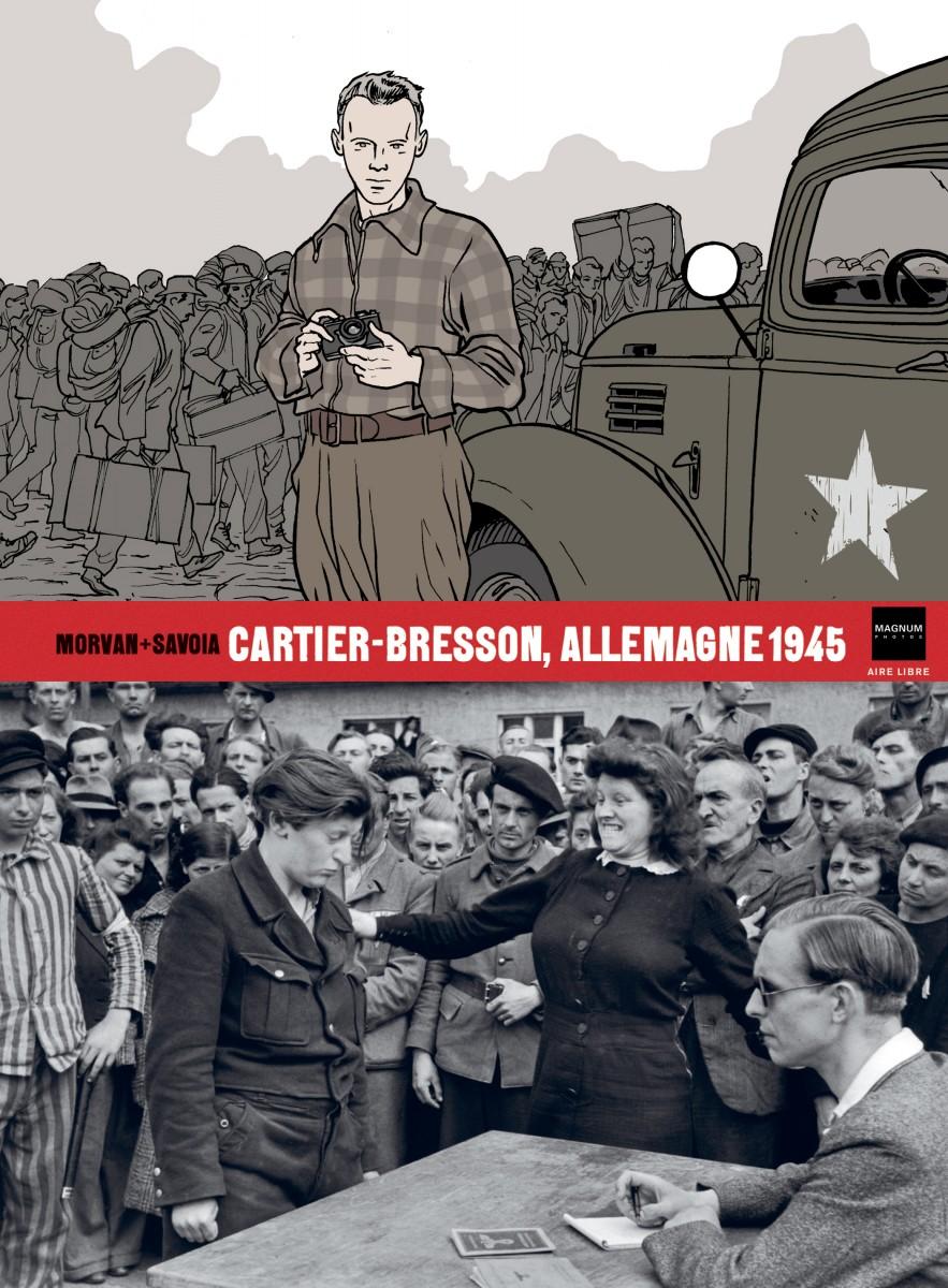 Cartier-Bresson Allemagne 1945 - Morvan - Trefouel - Savoia - Couverture