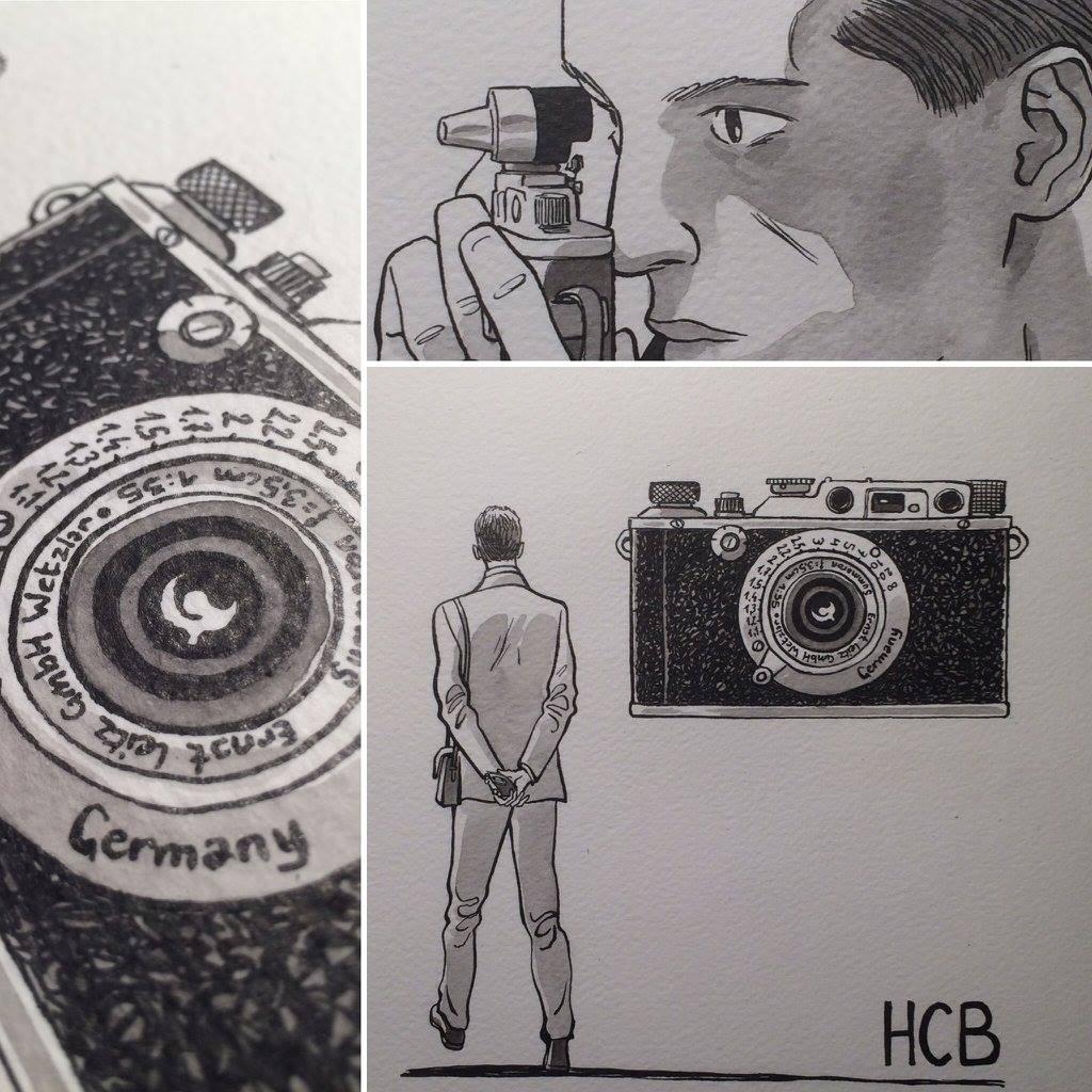 Cartier-Bresson Allemagne 1945 - Morvan - Trefouel - Savoia - Leica