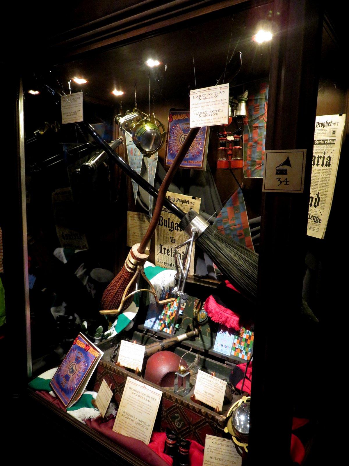 Harry Potter The Exhibition - Bruxelles (33)
