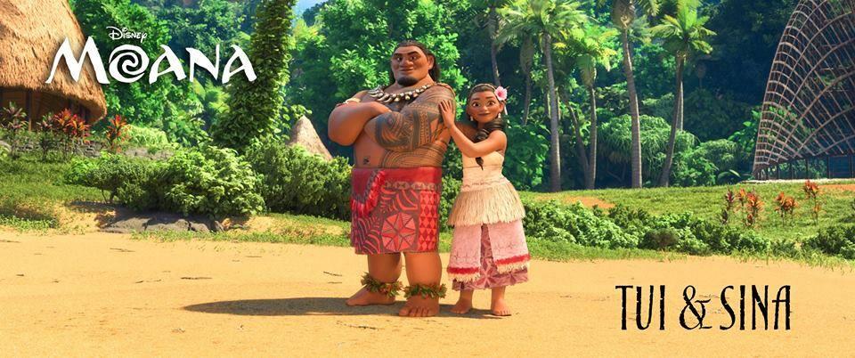Vaiana - La légende du bout du monde - tui Sina
