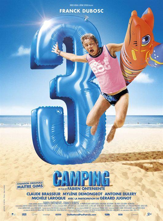 Camping 3 - Critique - Fabien Onteniente - Brasseur - Demongeot - Laroque - Dulery