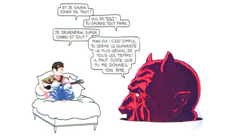 De rien - Geoffroy Monde - diable