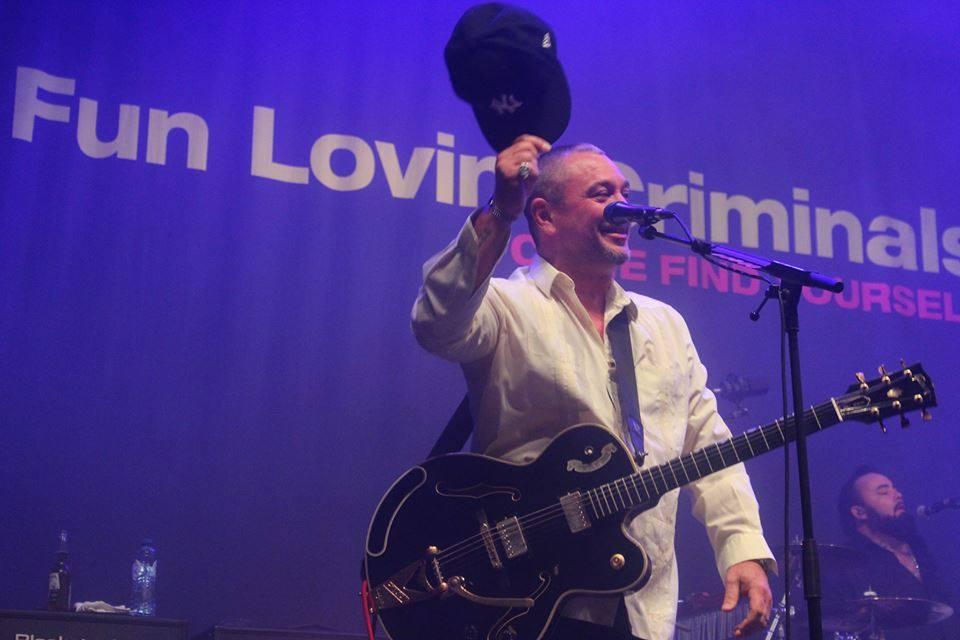 Fun Lovin Criminals - concert - Brussels Summer Festival 2016 (3)