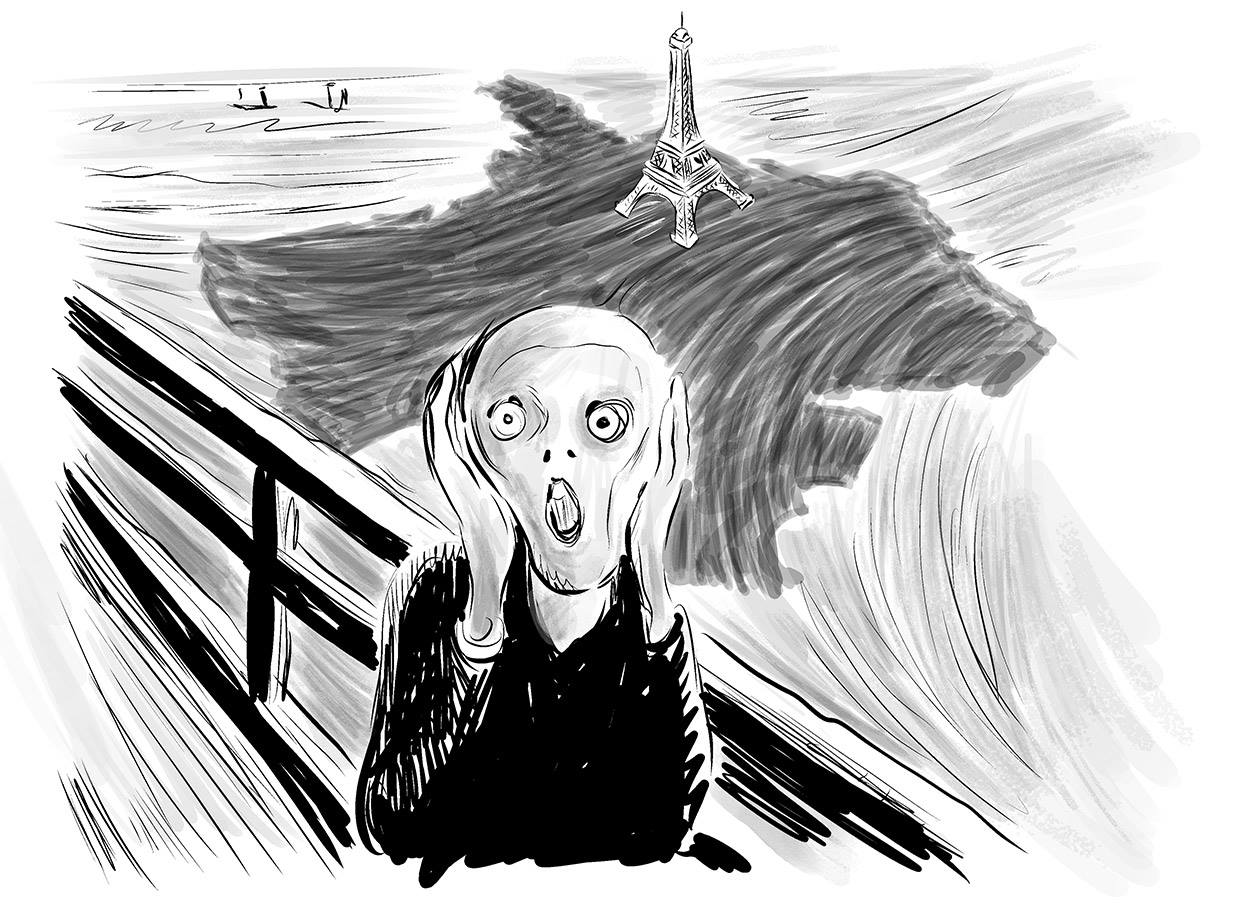 Grand Est - Denis Robert - Franck Biancarelli - adaptation Cri Munch