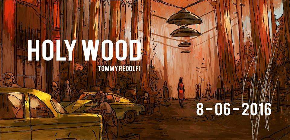 Holy Wood - Tommy Redolfi - foret