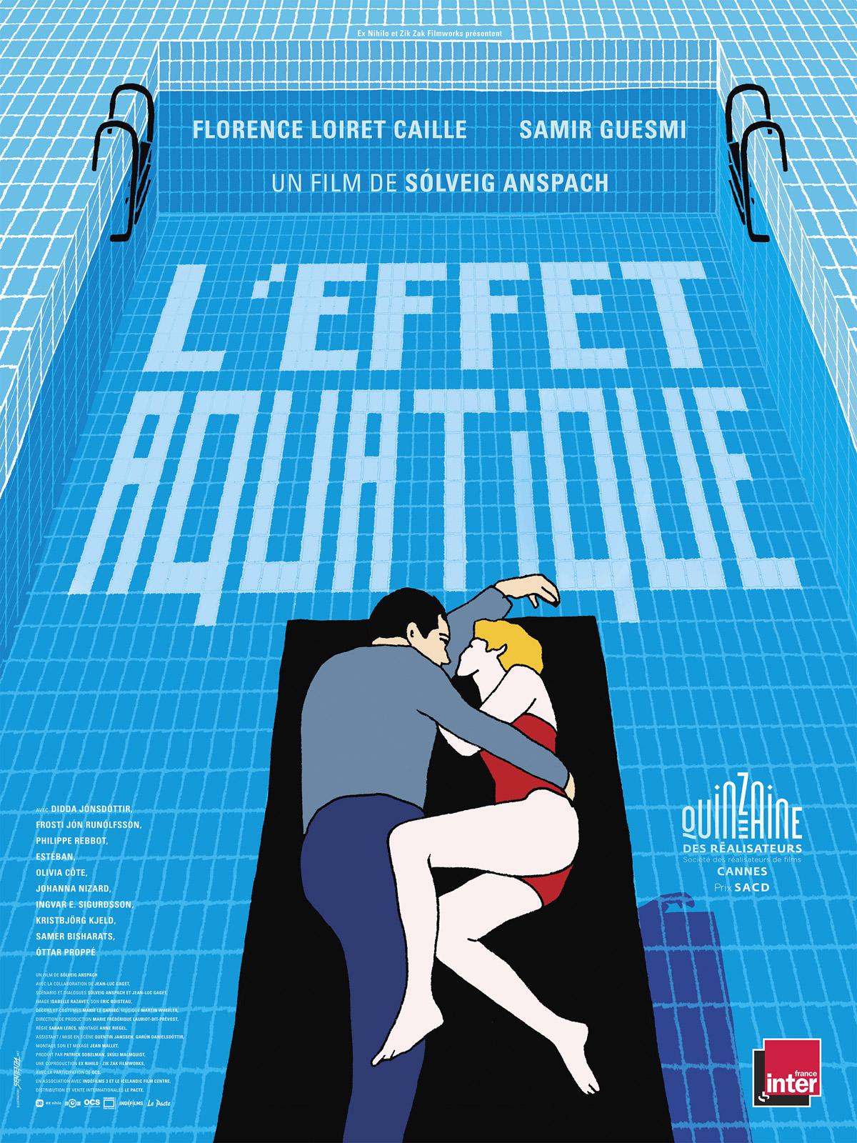 L'effet aquatique - Solveig Anspach - Florence Loiret-Caille - Samir Guesmi