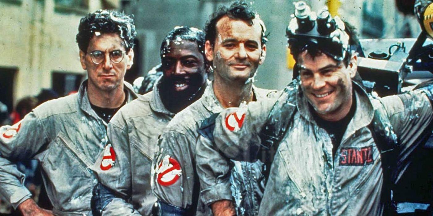 Sos Fantomes - Ghostbusters - 1984