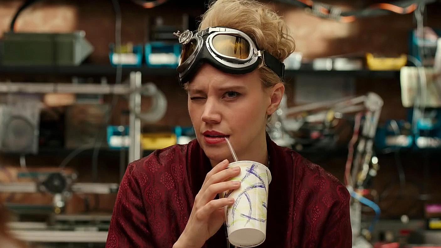 Sos Fantomes - Ghostbusters - Kate McKinnon