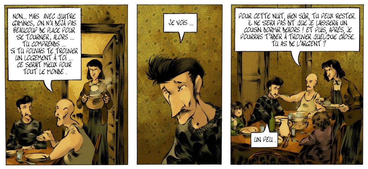 Un homme de joie - Hautiere - Francois - T.2 - La ville monstre - pauvreté