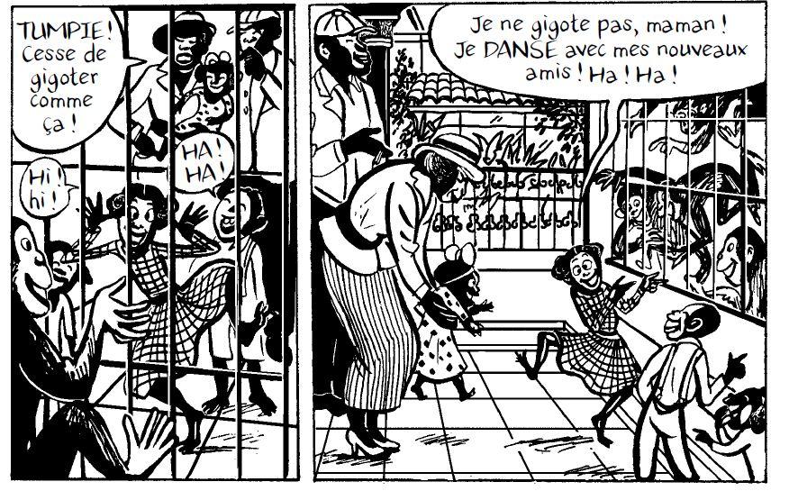 (c) Joséphine Baker - Bocquet/Catel - Casterman