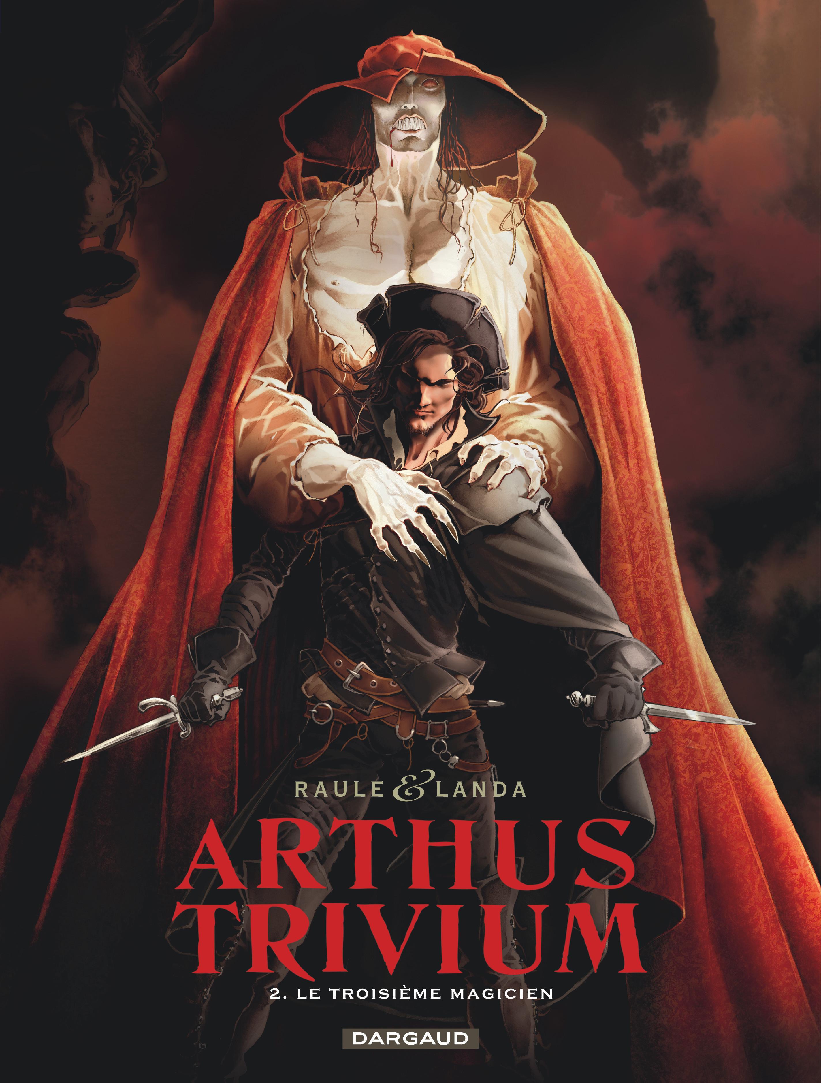 arthus-trivium-raule-landa-tome-2-troisieme-magicien-couverture