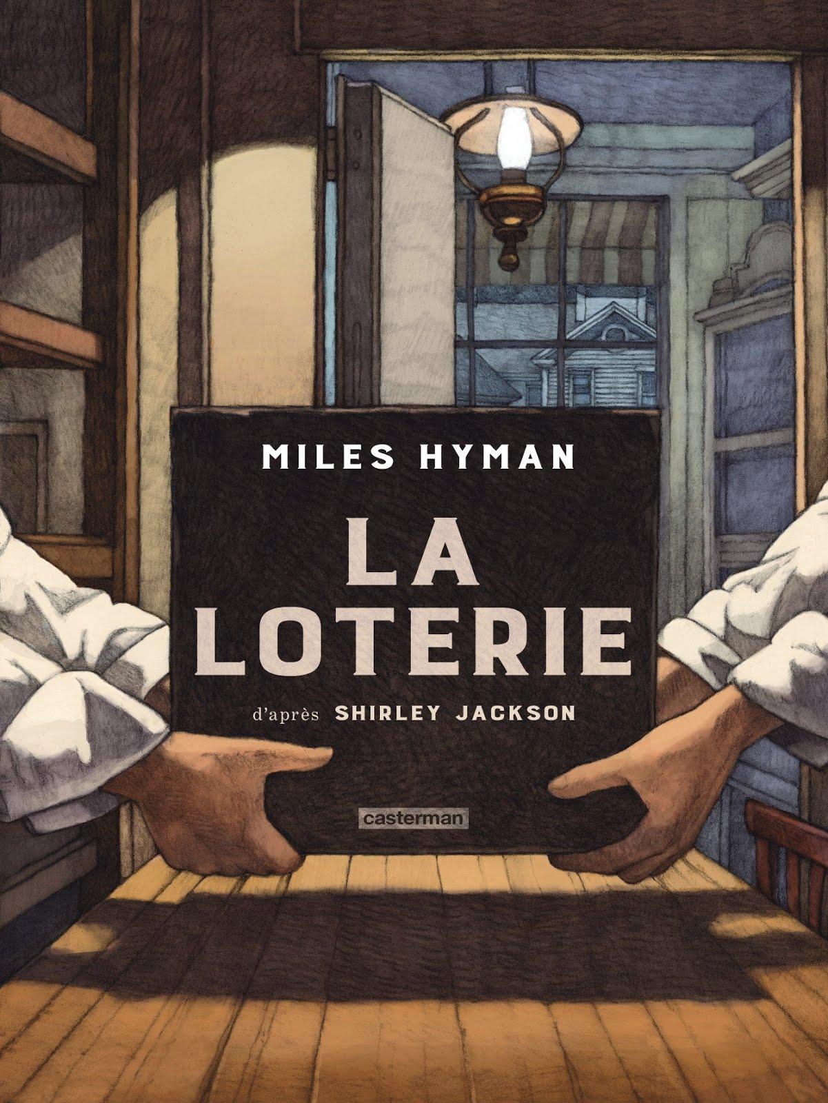 la-loterie-jackson-miles-hyman-casterman-couverture