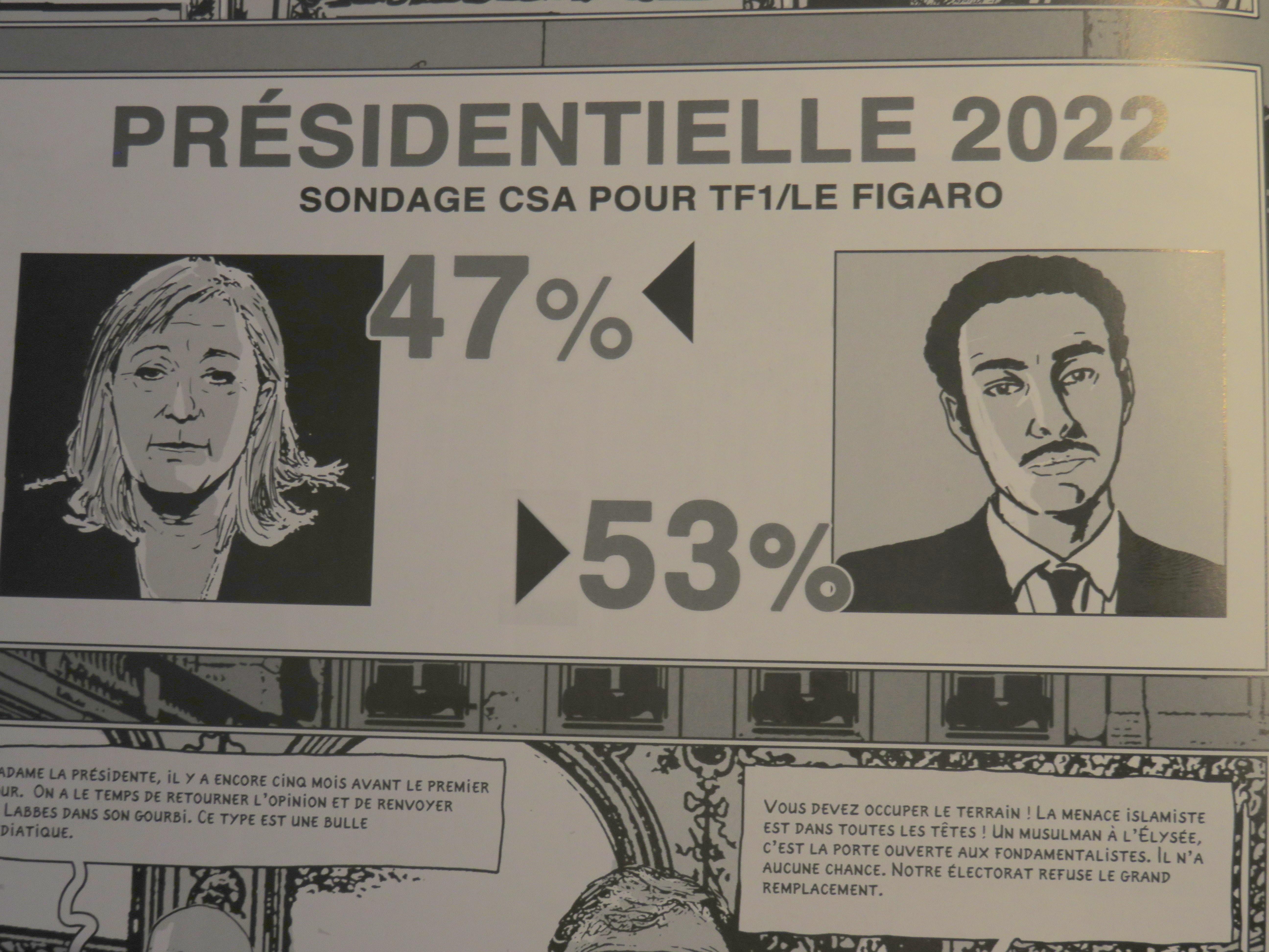 la-presidente-2-totalitaire-francois-durpaire-farid-boudjellal-sondage-marine-le-pen