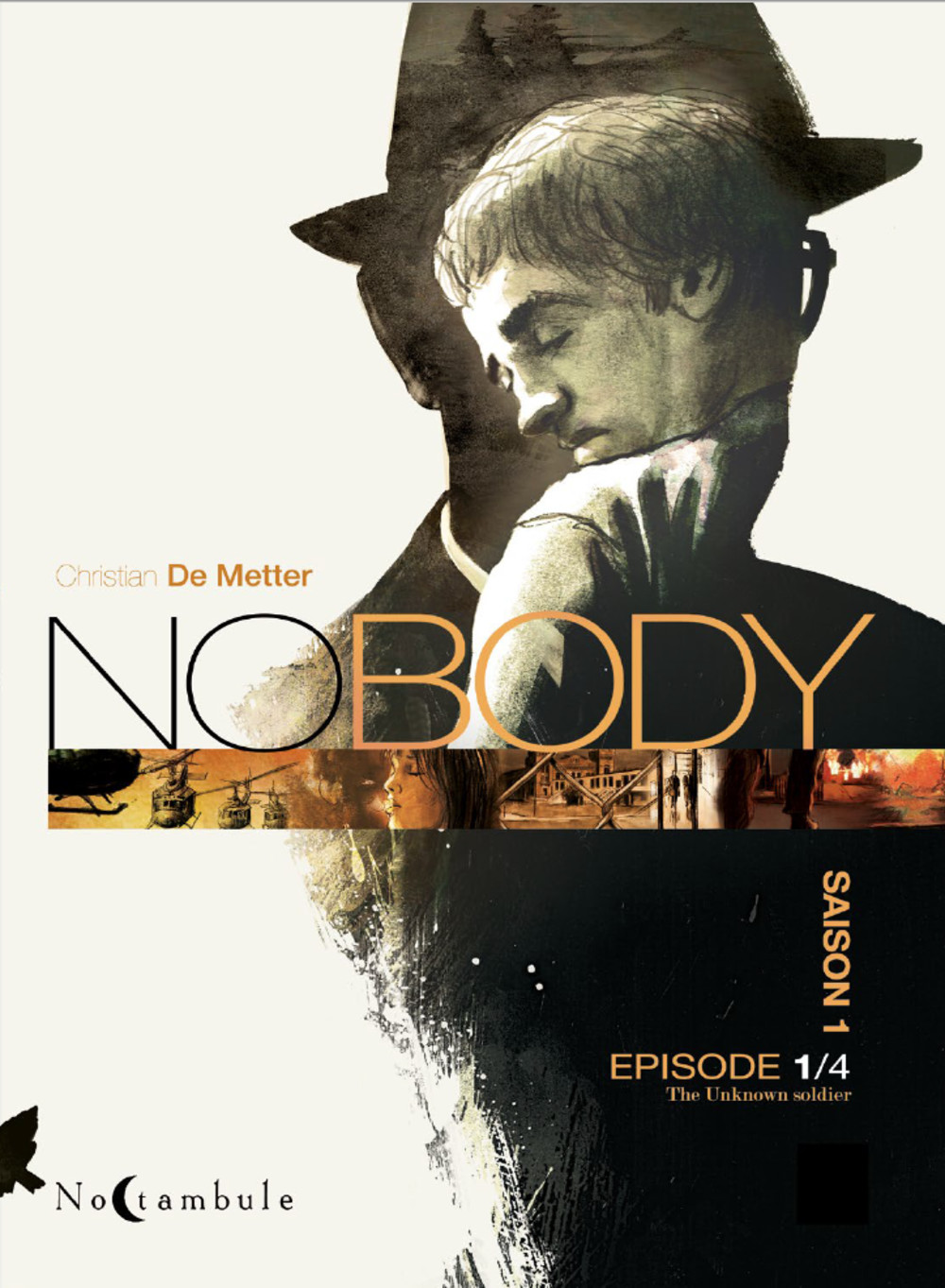 no-body-christian-de-metter-saison-1-soldat-inconnu-couverture