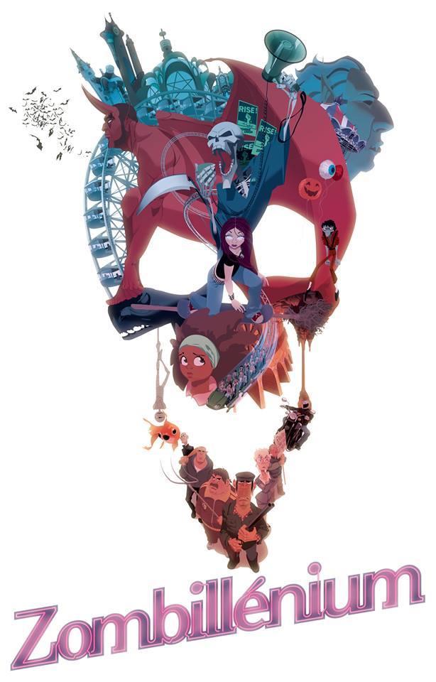 Affiche de promotion du film © Arthur De Pins