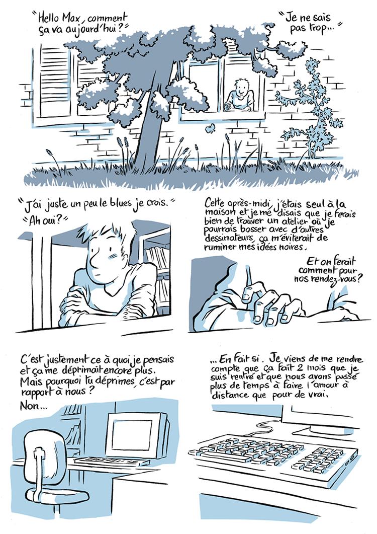© Barthe/Peroz chez La Boîte à Bulles