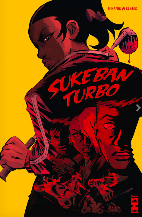 sukeban-turbo-runberg-santos-couverture